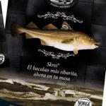 III Semana gastronómica del Bacalao SKREI en Lastres