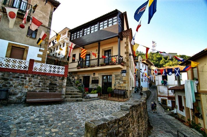 Villa marinera de Llastres
